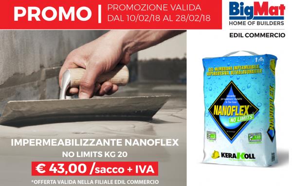 Kerakoll Nanoflex No Limits kg 20